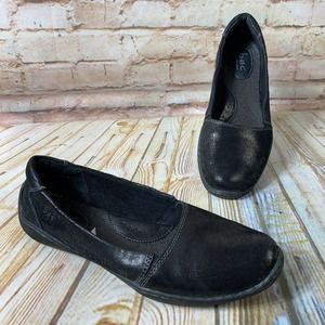 Boc Born Concept Leather Driving Loafer Flat Shoes